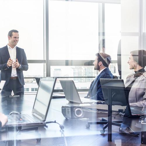 Enterprise Consulting Services