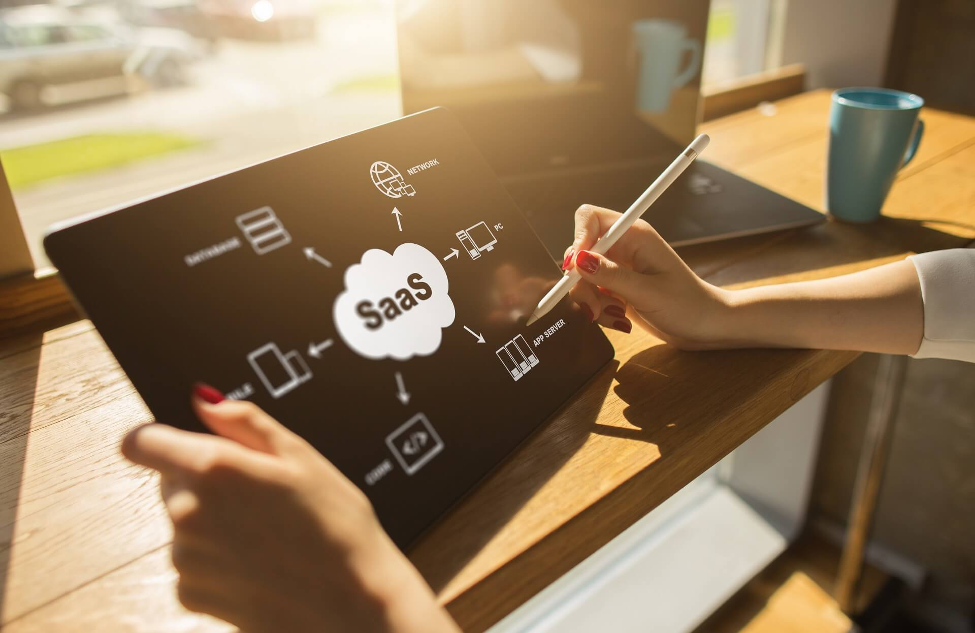 How SaaS is coming up as a growing opportunity?