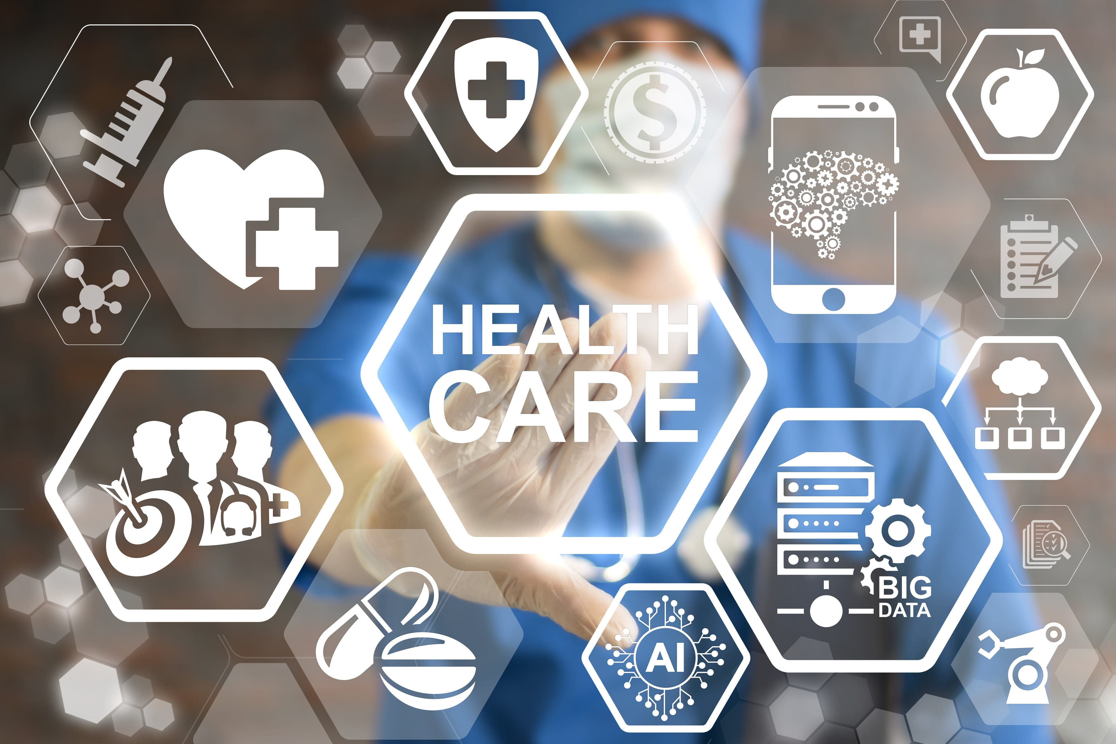 A spotlight on innovative technologies to radically transform the future of healthcare