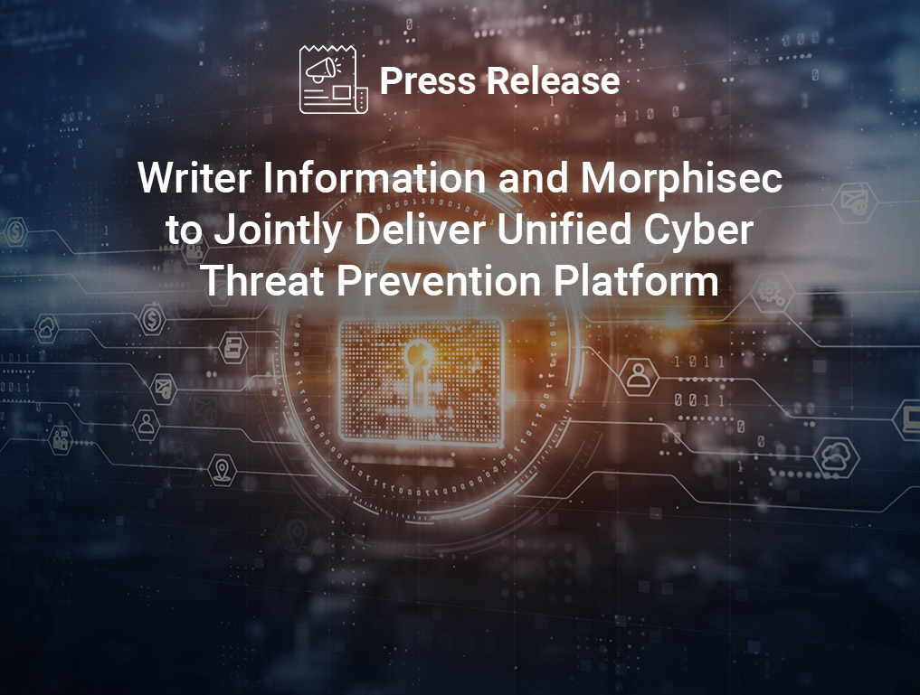 This partnership will enable customers to access solutions that will significantly improve the ability to block modern cyberattacks with the most advanced forms of security.